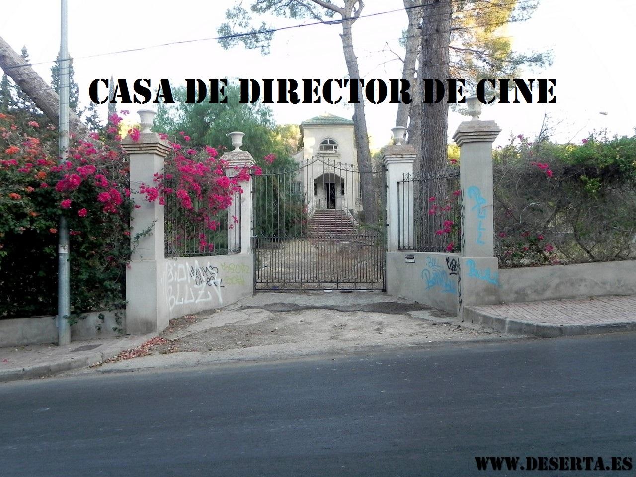 Casa director cine