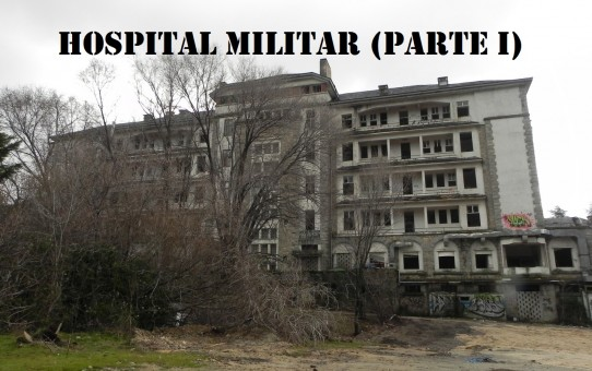 hospital militar navacerrada