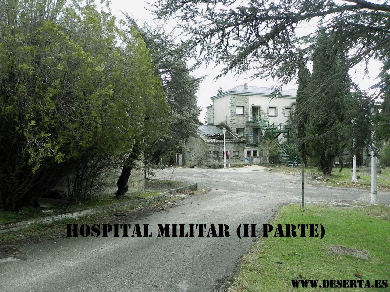 Hospital Militar 2 parte