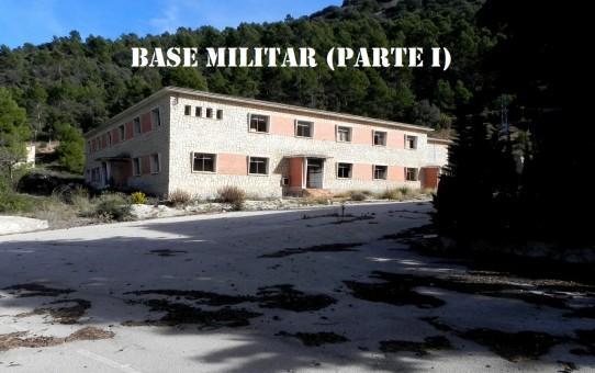 Base Militar Aitana i Parte