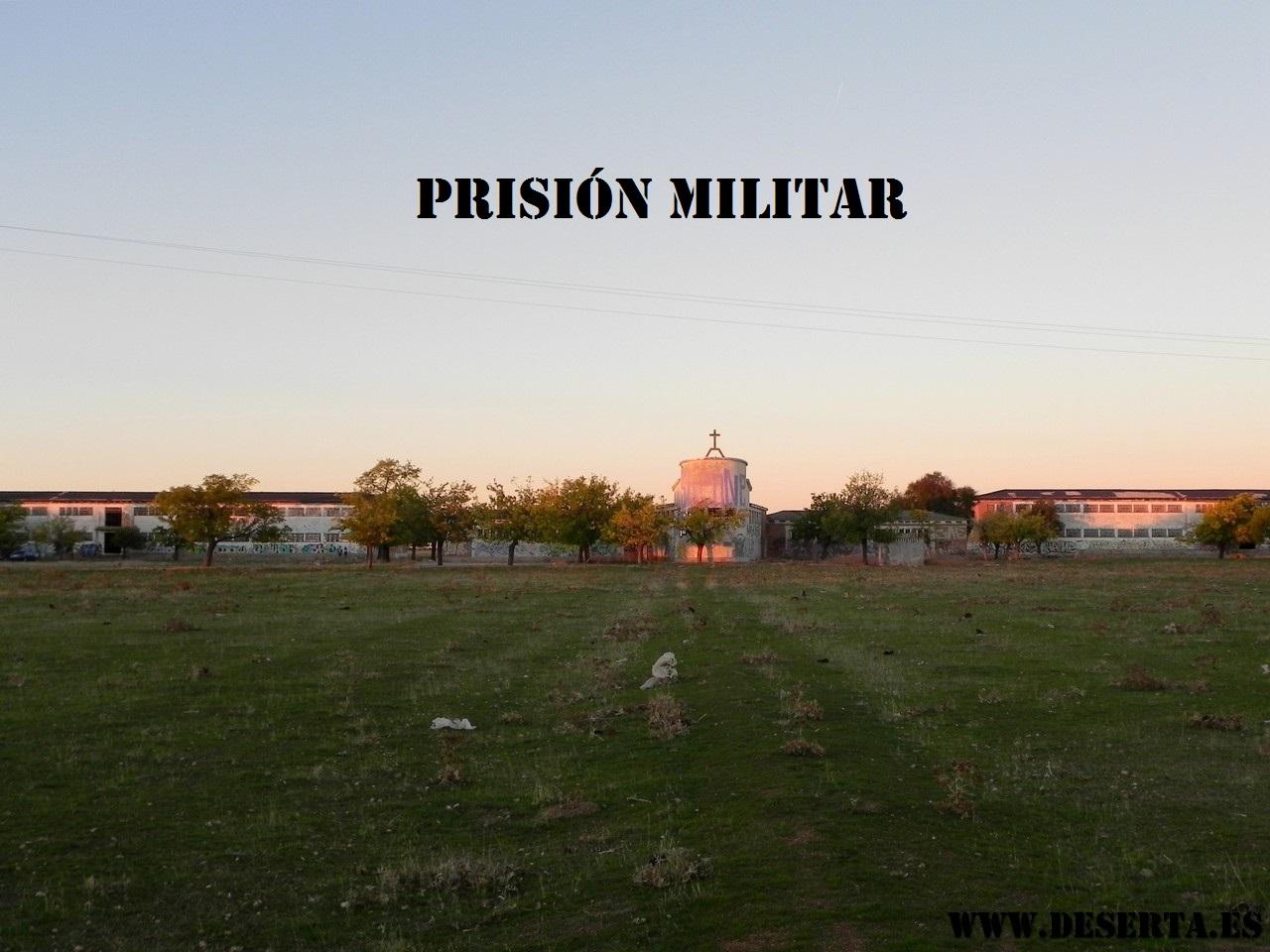 Prisión militar